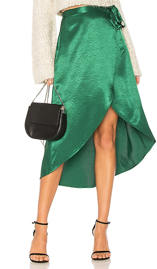 Java Wrap Skirt