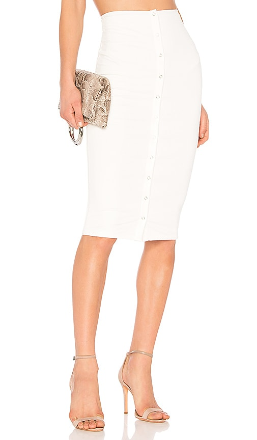 Privacy Please Hopewell Skirt in Ivory
