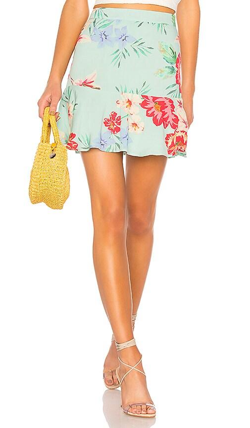Bayberry Mini Skirt