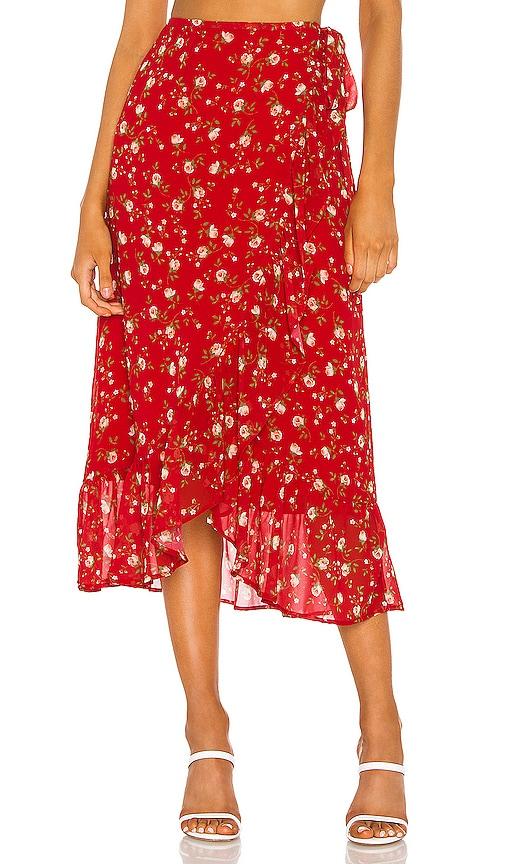 Clarita Midi Skirt