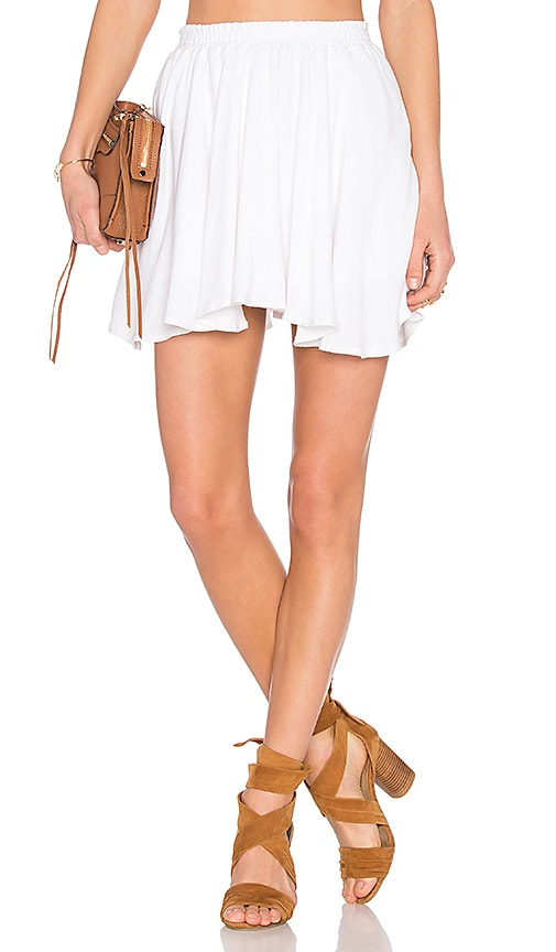 Privacy Please Minear Skirt in Lila