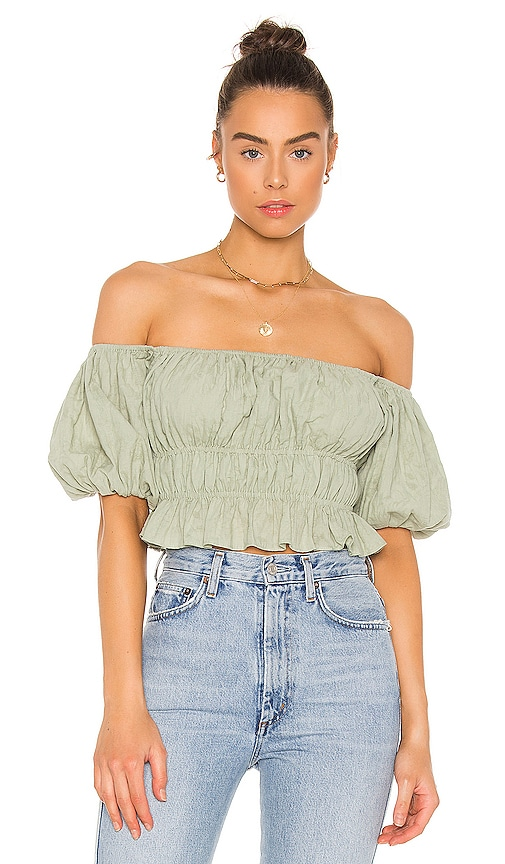 Leah Top by Privacy Please, available on revolve.com for $125 Kendall Jenner Top SIMILAR PRODUCT