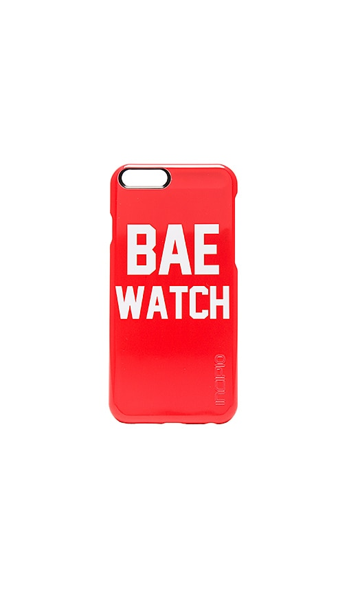 Bae Watch Phone Case
