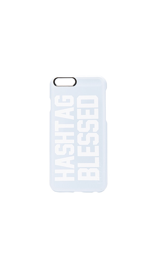 Hashtag Blessed Phone Case