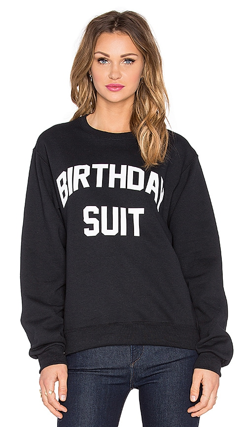 Birthday Suit Sweatshirt