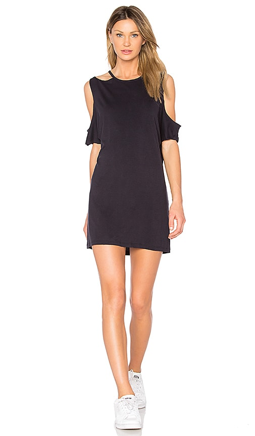 Project Social T Rebel Rebel Dress in Black