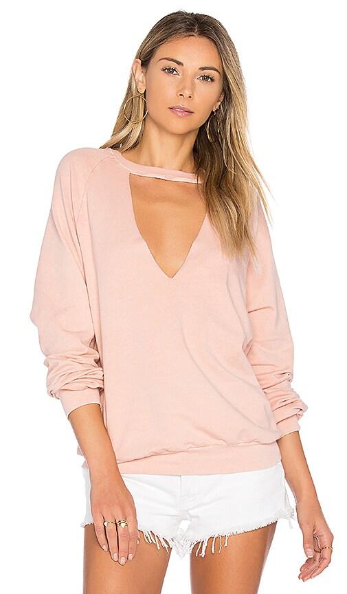 Project Social T Bre Sweatshirt in Pink