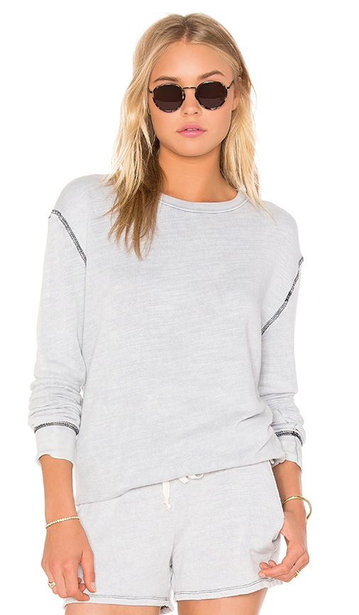 Project Social T Big Sur sweater in Grey