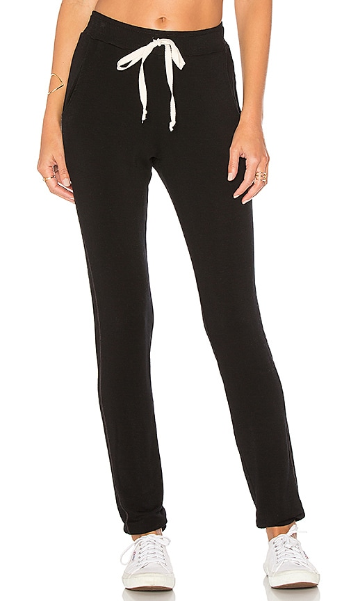 Project Social T Sunset Pant in Black