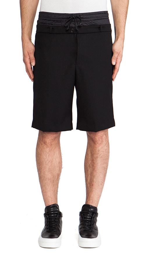 Combo Drawstring Shorts