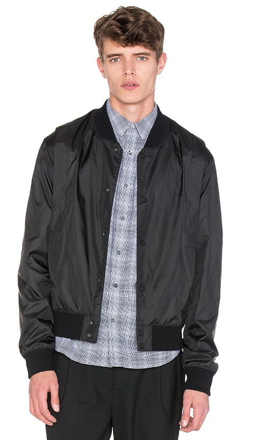 Public School Abai Jacket in Black