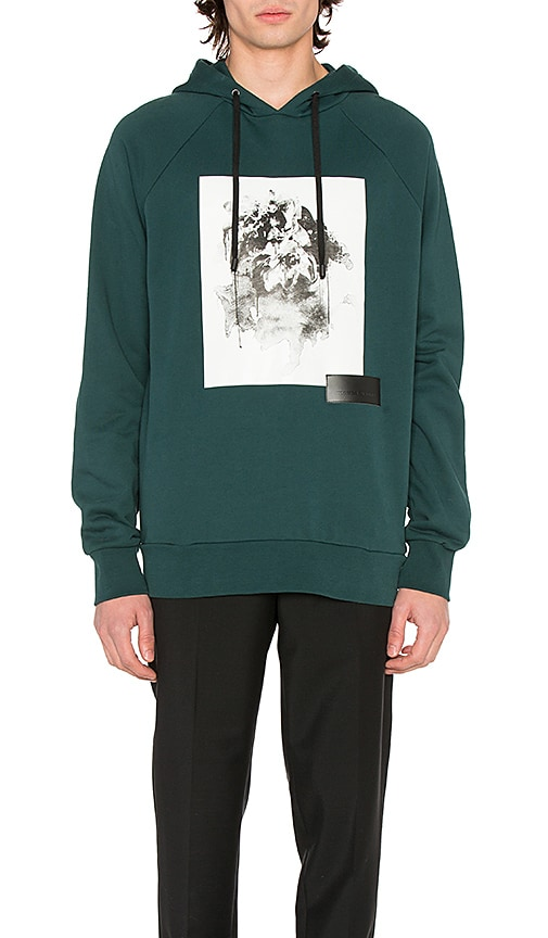 Public School Ervice Pullover in Green