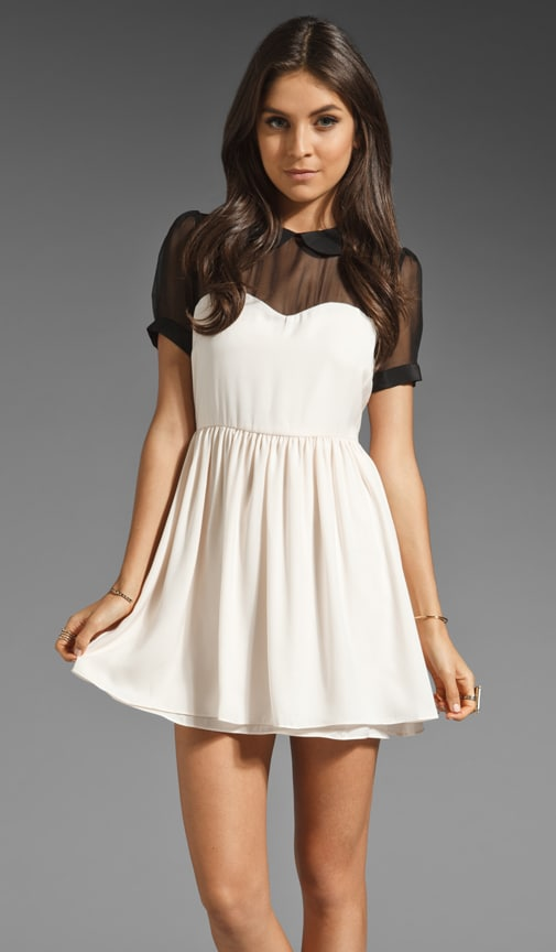 x Jessica Hart Sweetheart Dress
