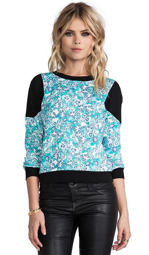 Inset Sweatshirt