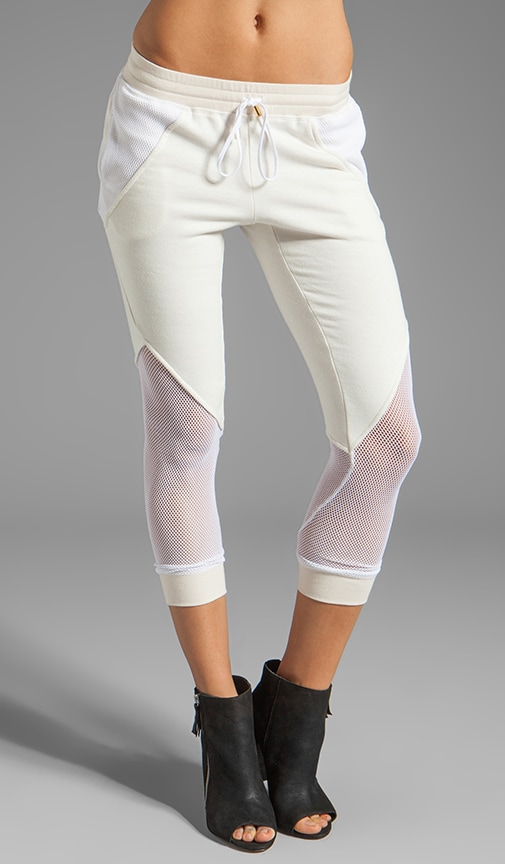 French Terry Fencing Pant