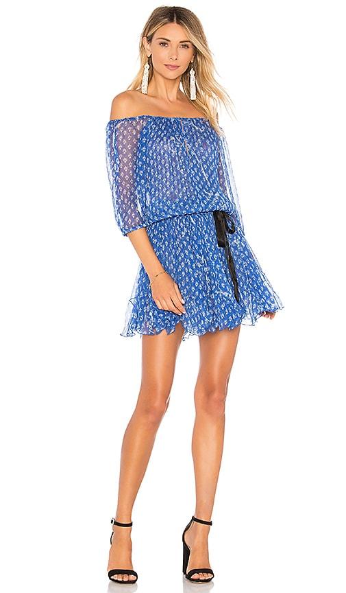 Poupette St Barth Joe S Mini Dress in Blue