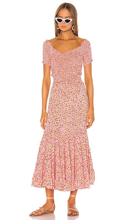 Soledad Off Shoulder Dress
