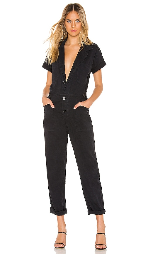 X REVOLVE Grover Field Suit