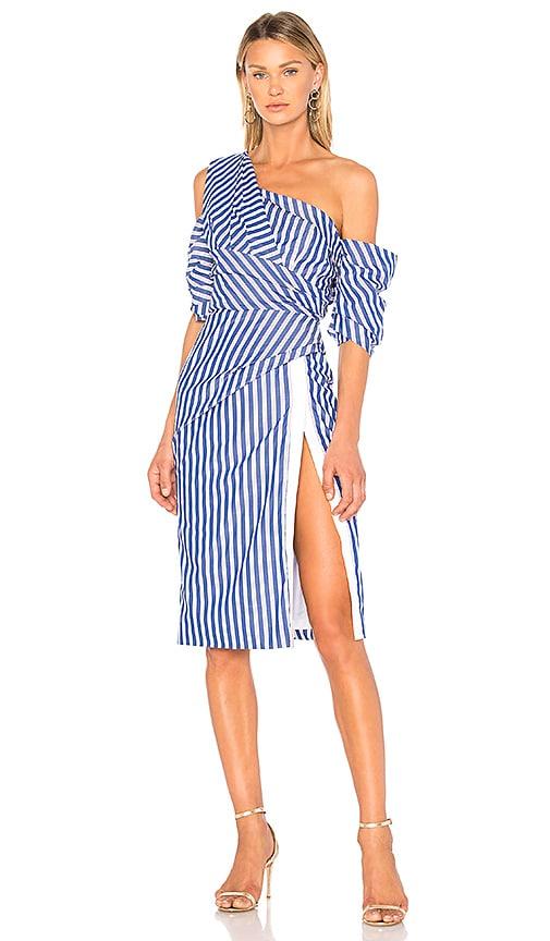 Petersyn Kennedy Dress in Blue