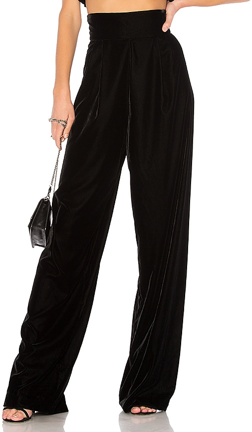 Petersyn Vivian Pant in Black