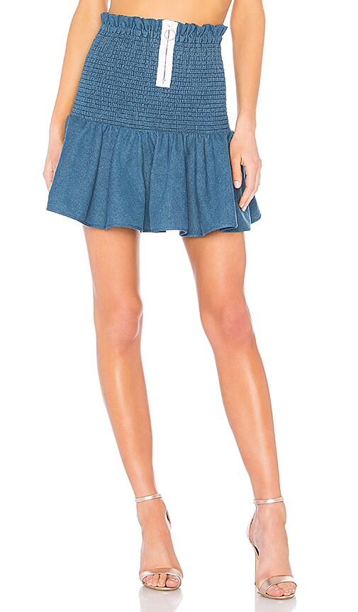 Petersyn River Skirt in Blue