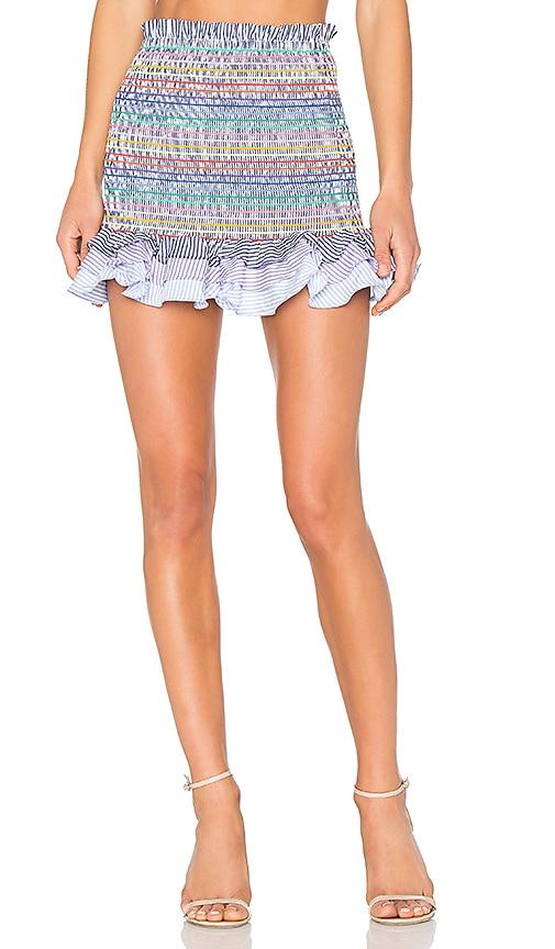 Petersyn Barrett Skirt in Blue