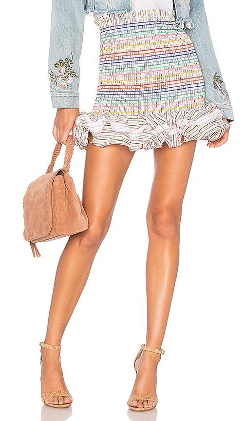 Petersyn X REVOLVE Barrett Skirt in Ivory