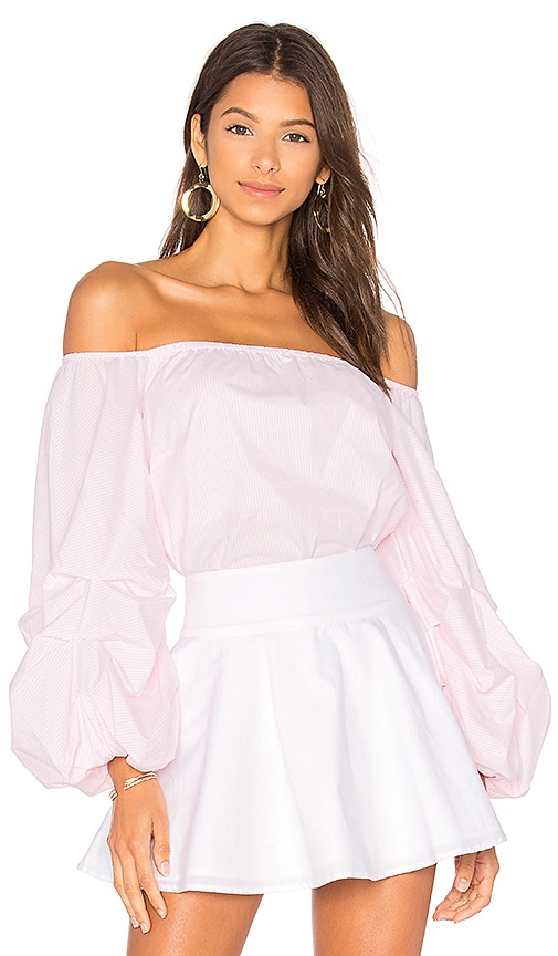Petersyn Hannah Top in Pink
