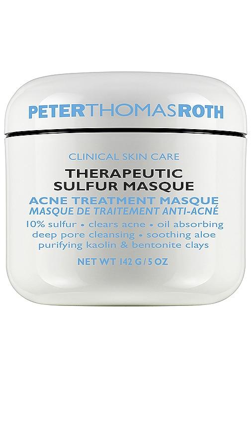 Therapeutic Sulfur Mask