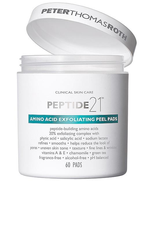 Peptide 21 Amino Acid Exfoliating Peel Pads