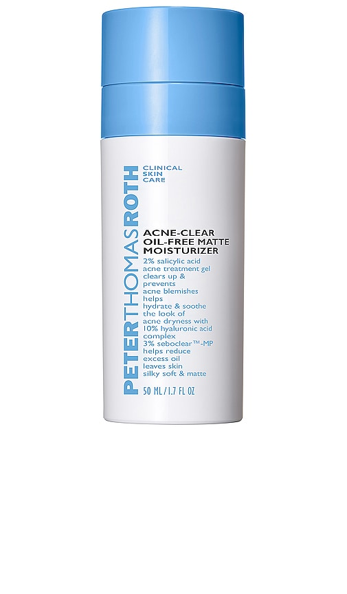 Peter Thomas Roth Acne-clear Oil-free Matte Moisturizer 1.7 oz/ 50 ml In N,a