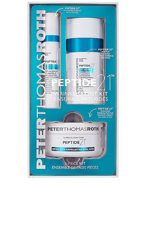 Peptide 21 Wrinkle Resist Kit