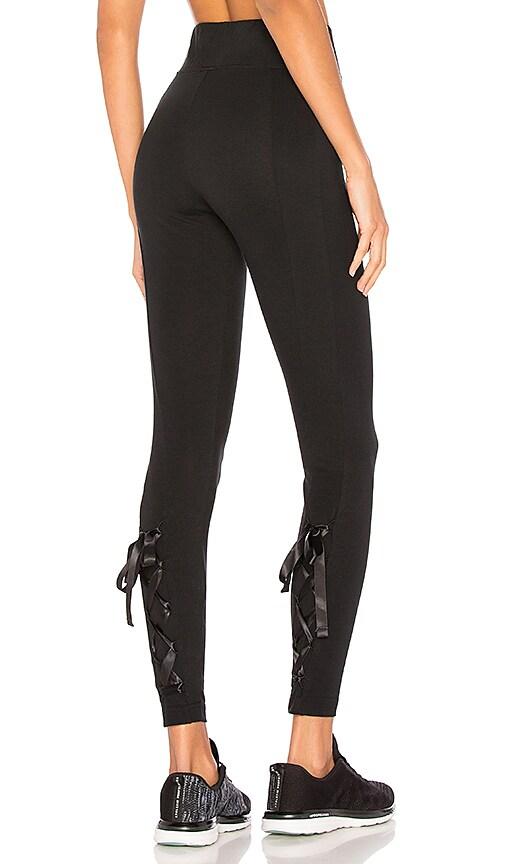 Puma Satin T7 Legging in Black