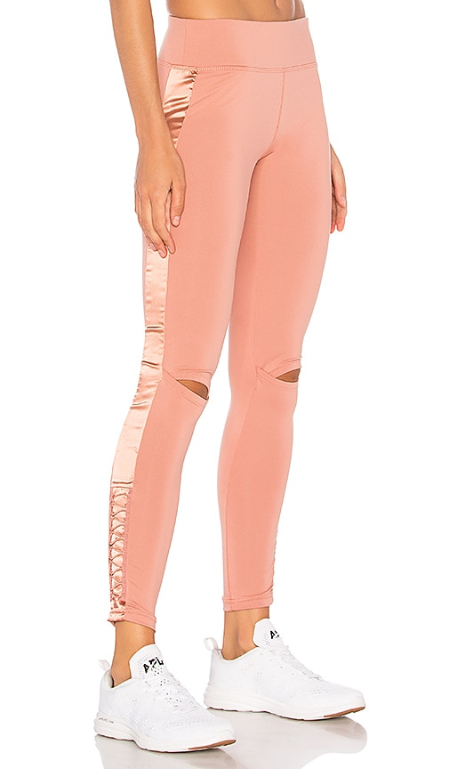 121e6bd4795d4d Puma Lux Legging in Cameo Brown Coupon | Revolve Sale