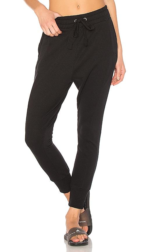 Puma Fusion Sweatpant in Black