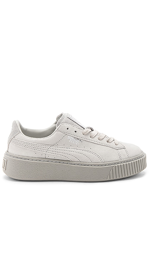 Puma Reset Platform in Gray
