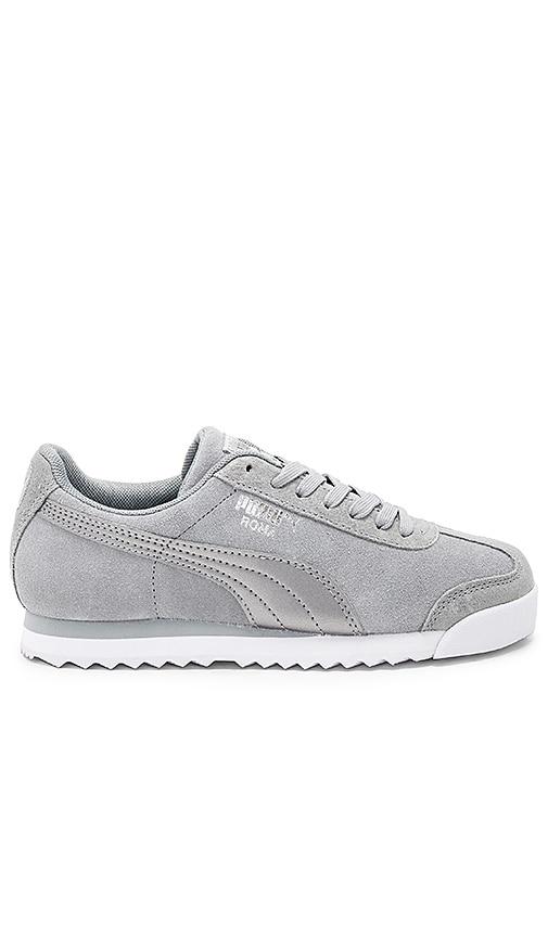 Puma Roma Classic Sneaker in Gray
