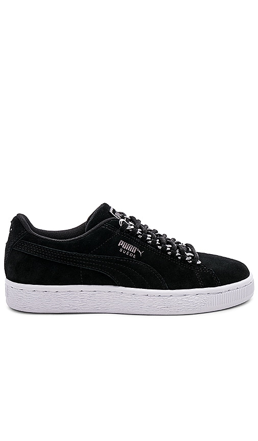SNEAKERS SUEDE CLASSIC X CHAIN