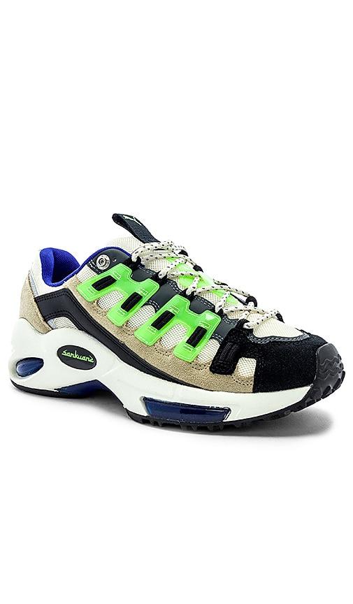 X SANKUANZ Cell Endura Sneaker