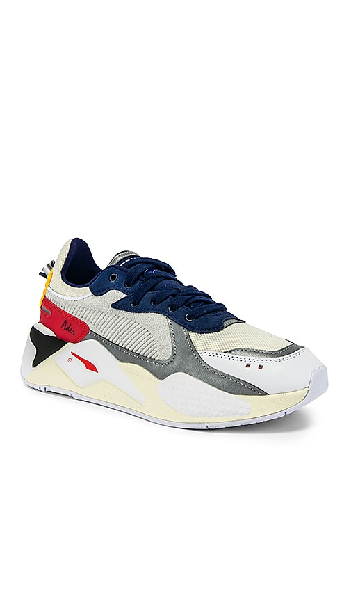 Puma Select X Ader Error Sneaker in White   Blueprint   Red  cbce07fd1