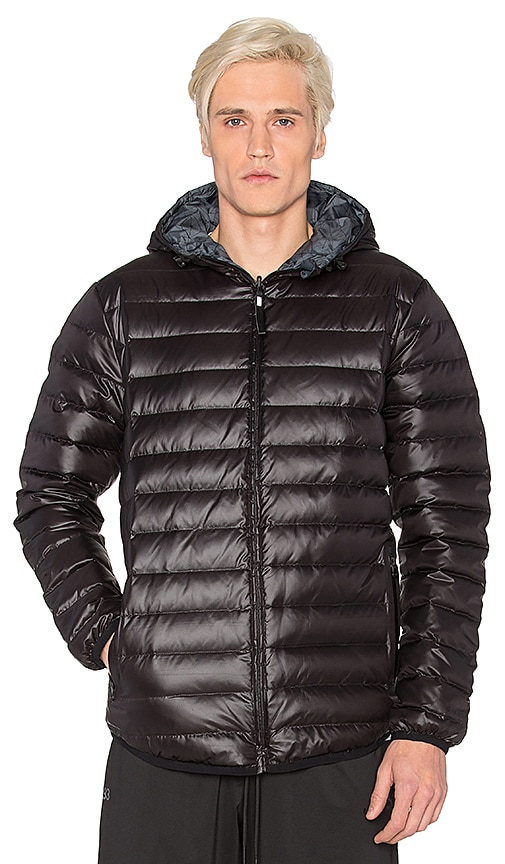 Puma Select x Stampd Down Jacket in Black