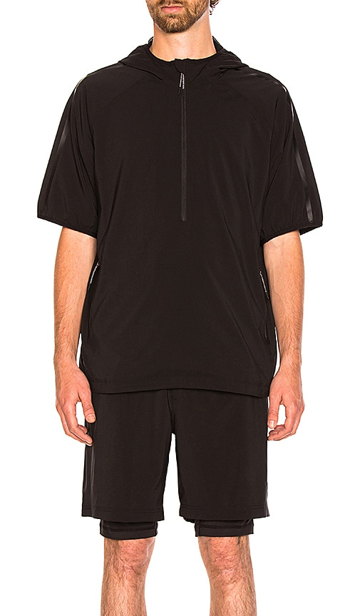Puma Select x Stampd Short Sleeve WB in Black