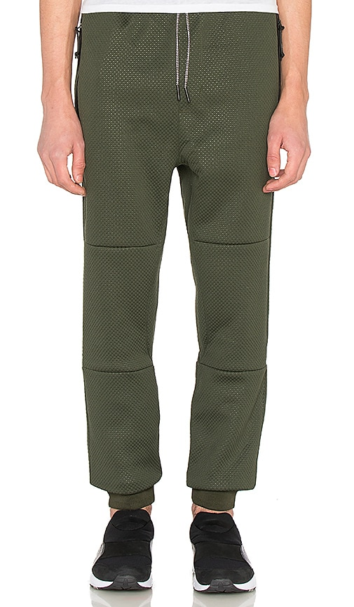 Puma Select x STAMPD Sweat Pants in Green