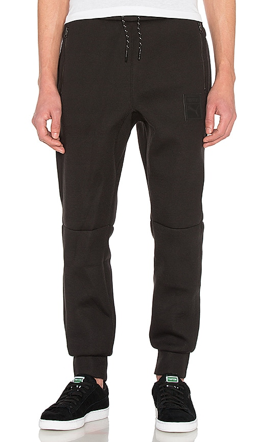 Puma Select x Trapstar Sweat Pants in Black