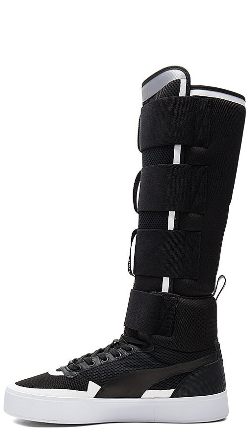 x UEG Court Play Boot in Puma Black