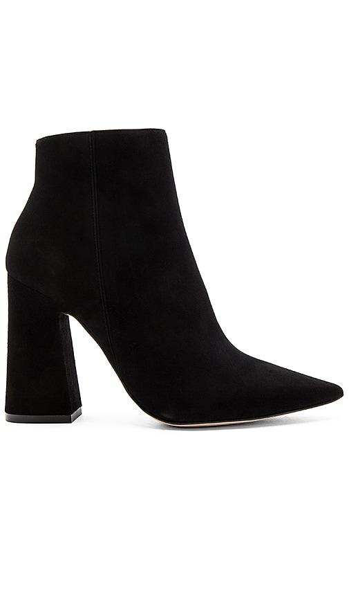 Pura Lopez Pointed Toe Boot in Black