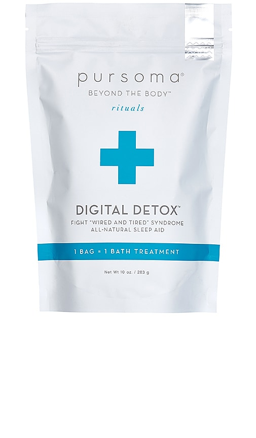 PURSOMA Digital Detox Bath Soak in N/A