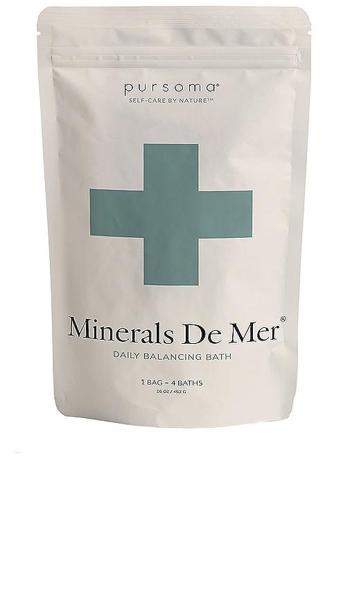 PURSOMA Minerals De Mer Bath Soak in Beauty: Na