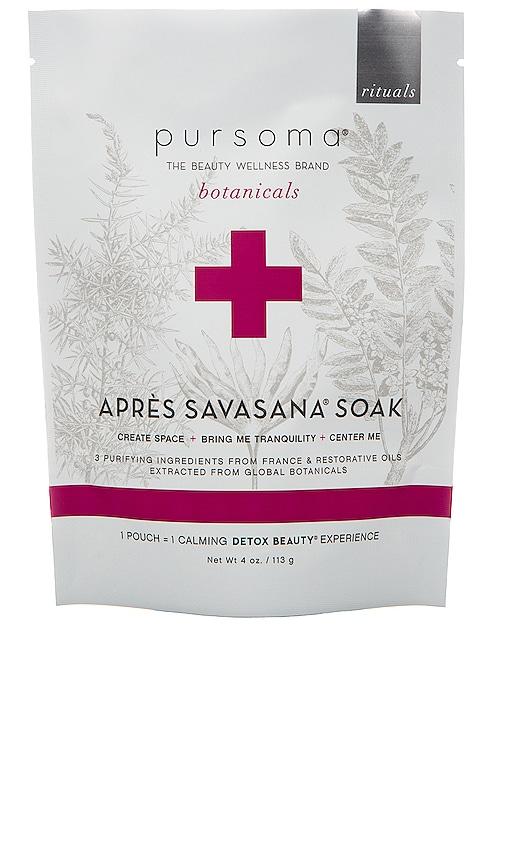 PURSOMA Apres Savasana Bath Soak in N/A