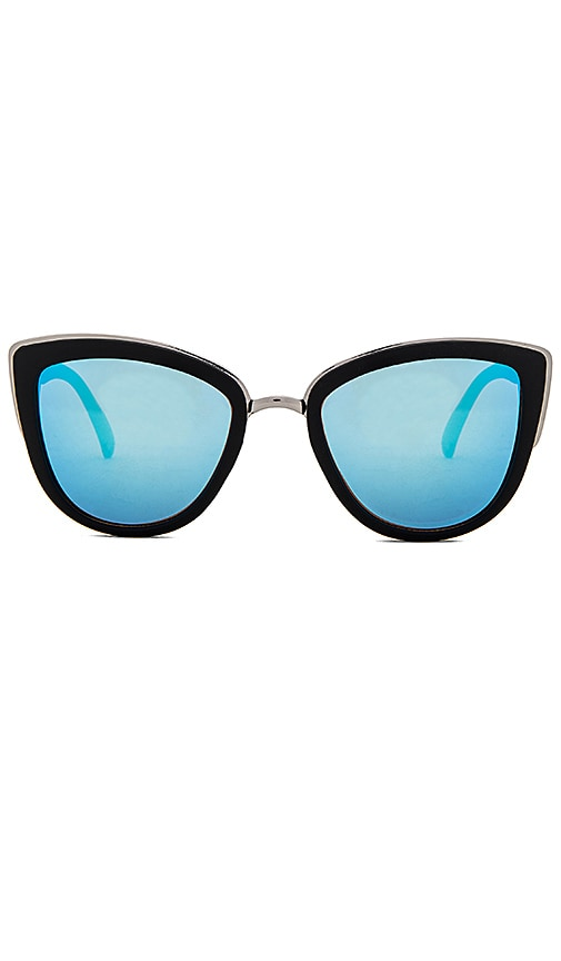 Quay My Girl Qw-000065-Blk/blue 6DFnT